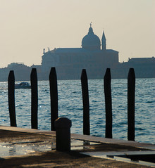 Venice - A Mistycal View of the Chiesa del Redentore Giudecca!