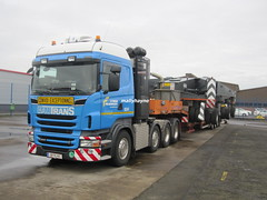 HEAVY HAULAGE & ABNORMAL LOAD ESCORTING (mallyhayne) Tags: worldtruck