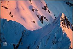 2919. (koaflashboy) Tags: winter washington aerial alpenglow northcascades northcascadesnationalpark 55250 canon7d outriggerpeak
