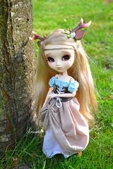 Vanille (~Louna~) Tags: full fairy pullip custom fc custo obitsu fullcusto trisquette