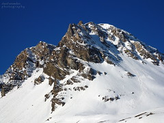 La Grand Balme (Wipeout Dave) Tags: winter mountain snow ski france mountains alps alpes skiing alpine tignes francais frenchalps hautesavoie lumixdmctz6 wipeoutdave davidsnowdonphotography djs2014