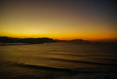 Atardecer (jdelrivero) Tags: sunset sea sky costa atardecer mar cielo elements puestadesol geology geologia elementos