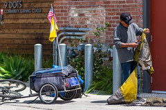 (TL2Bass) Tags: city streets downtown homeless gritty addiction homelessness