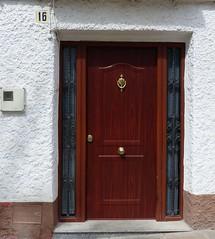 beda, Andalousie (Marie-Hlne Cingal) Tags: door espaa andaluca puerta iron porta espagne tr fer andalousie beda