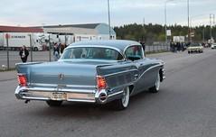 Buick 1958 (Drontfarmaren) Tags: hot classic cars buick sweden cruising event american 1958 sverige coverage bilder 2016 bilträff timrå drontfarmaren