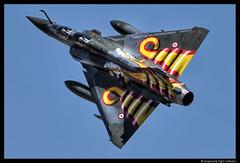 Mirage 2000 (2016) (Ismael Jorda) Tags: fighter flag spanish mirage tigermeet armeedelair