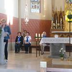 Muttertags-Maiandacht Herz-Jesu Kirche 8. Mai 2016