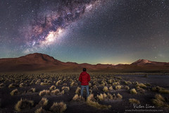 Atacama's Dream (vglima1975) Tags: nightphotography nature stars landscape space galaxy milkyway