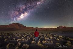 Atacama's Dream (vglima1975) Tags: nightphotography nature stars landscape space galaxy milkyway