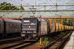 RUSH RAIL, Hallsberg 2016-05-17 (Michael Erhardsson) Tags: station br rail rush trainspotting 185 2016 tg hallsberg nrke godstg jrnvgsknut