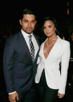 Demi Lovato e o ator Wilmer Valderrama terminam namoro de seis anos