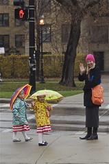 _DSC2819 (Deborah McCoy) Tags: el umbrellas raincoats 2011