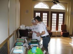 Carole Weinstein & Kim Klinker (University of Richmond : Arts & Sciences) Tags: day gis 2011