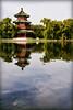 Pagoda/宝塔 (daperal) Tags: china art architecture lago pagoda arquitectura agua beijing diego paisaje reflejo estanque 北京 中国 建筑 peral 艺术 pekín 宝塔 villavert diegoaperalvillavert
