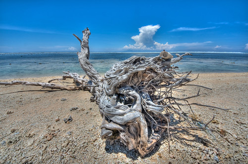 Gili Trawangan beach 3