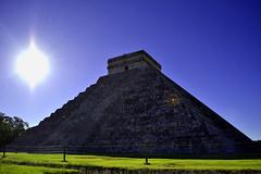 Chichen Itza (Edwin aguilar) Tags: mexico maya yucatn chichen templo itza piramide maravilladelmundo