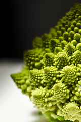 Romanesco Broccoli (Blumie the Koala) Tags: food nature broccoli vegetable cauliflower fractals edible mandelbrot romanescobroccoli fractalgeometry romancauliflower d7000