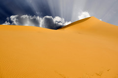Preeminence new dayاشراقة يوم جديد (SAUD ALRSHIAD) Tags: camera blue sunset sky cloud sun color sahara nature colors landscape photography golden photo sand nikon flickr desert ngc wave kingdom arabic saudi arabia riyadh yallow ksa غروب saud saudia 2011 yalow السعودية الرياض صحراء aldhana natureplus سعود landscab kingdoom flickraward الثمامة d7000 الرشيد nikonflickraward nikonflickrawardgold thomamah nikond7000 msawr سعودالرشيد saudarshiad saudalrshiad دي7000 نيكوندي7000 سعودحمودالرشيد