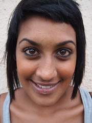 Alka M (Rushay) Tags: people african olympus olympuspen coloured southafrican mixedrace alka