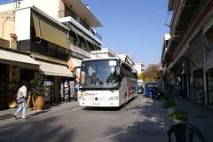 Olympia  , Greece (neiljennings51) Tags: bus psv pcv coach greece tour olympia mercedes benz tourismo