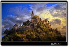 Hochosterwitz Castle (our cultural archive) Tags: austria carinthia medieval fortress launsdorf hochosterwitzcastle historicaltreasure