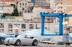 Wiesmann (Gaetan | www.carbonphoto.fr) Tags: auto france car port french nikon riviera harbour south automotive monaco exotic coche carlo monte fontvieille luxury f28 supercar rocher spotting roadster 70200mm wiesmann d90 mf3 principaut mf4 hypercar worldcars