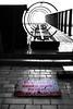 (jordi.martorell) Tags: urban london sign stairs cutout geotagged unguessed nikon guessed guesswherelondon 1855mmf3556g wyndhamstheatre gwl desaturado stmartinscourt d40 nikond40 guessedbyjaneslondon