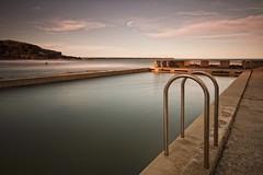 Yamba Rock Pool ([Jezza]) Tags: longexposure sunset australia nsw rockpool yamba