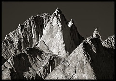 cathedral spire (5866m) (doug k of sky) Tags: pakistan cathedral spires doug cathedrals glacier spire karakoram karakorum baltoro mountainscapes liligo kofsky artcat18871