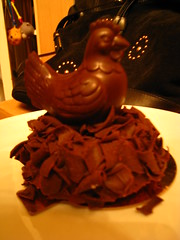 IMG_4975 (jellybean_soup) Tags: dessert darkchocolate chocolatedessert premieremoisson chocolatechicken darkchocolatechicken