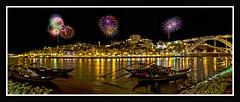 Oporto (Alberto Garcia Benito) Tags: portugal noche nikon paisaje porto panoramica nocturna oporto vinooporto ringexcellence riberaoporto