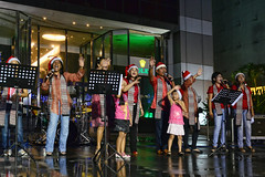 Christmas Carolling #2 (chooyutshing) Tags: christmas light church true festive singapore churches celebration national council christmascarolling orchardroad 2011 celebratechristmasinsingapore tongbuilding