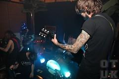 Shields (jazzphotographyuk) Tags: show santiago music classic rock metal canon eos concert live gig leeds hardcore 80s shields hawkeyes speedlite thatfuckingtank 430exii 5dmkii motherdestroyer seanpattison overthroneuk sevenheadedcobra