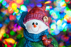 'Christmas Kitsch' (Canadapt) Tags: christmas miniature snowman decoration kitsch ornament merrychristmas tuque canadapt