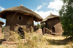 Old house Lalibela.Ethiopia. (courregesg) Tags: africa old house building mason ethiopia lalibela afrique vestige ethiopie patrimonies