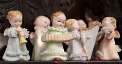 angels (Karol Franks) Tags: ca music store antique angels pasadena instruments karolfranks 2014 karolfranksgmailcom