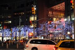 Columbus Circle julmarknad