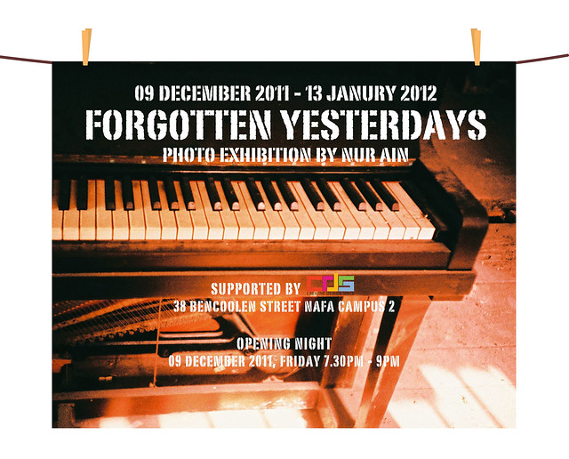 Forgotten Yesterdays