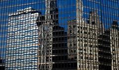 Little Trumps (minnepixel) Tags: city urban chicago skyline canon buildings illinois gapersblock g11 chicagoist canonpowershotg11