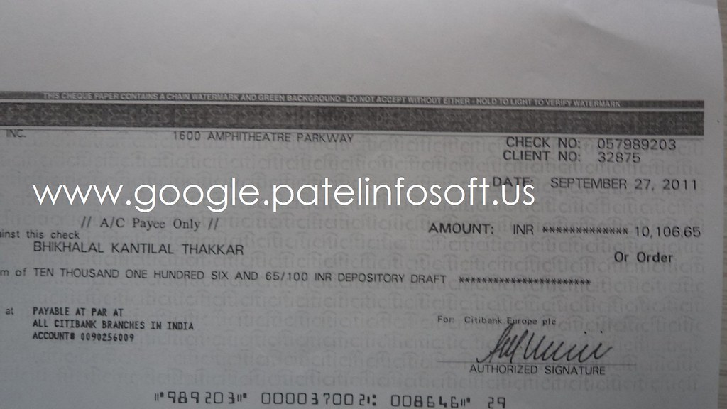 The World's Best Photos of adsense and cheque - Flickr Hive Mind