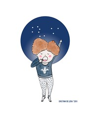 Horoscope - Leo (Cristina de Lera) Tags: illustration zodiac horoscope ilustracin zodiaco horscopo