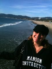 Santa Monica Beach (cwazygirlwa) Tags: santamonicabeach