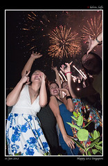 Happy 2012 Singapore (kelvin_luffs) Tags: new travel party beautiful landscape photography photo nikon singapore pretty cityscape fireworks gorgeous professional lovely countdown 2012 singapura mbs esplande travelphotography fireworksdisplay d700 colorsbythebay singaporecountdown end2011 fireworks2012 start2012 newyearcountdownpartysingapore