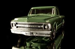 1969 Chevrolet CST/10 (Curtis Gregory Perry) Tags: auto black green chevrolet 1969 car truck dark promo model nikon automobile 10 background c pickup mobil plastic chevy motor 69 cst automvil xe d300 automobil     samochd  kotse  otomobil   hi  cst10  bifrei  automobili   gluaisten