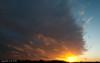 Storm passing by... SOOC (zzapback) Tags: city sunset sky urban storm holland robert netherlands dutch clouds de zonsondergang rotterdam nikon europa europe fotografie sundown nederland stad voogd rotjeknor vormgeving grafische sooc d700 bergselaan liskwartier zzapback zzapbacknl robdevoogd stayawakeenjoyyourday