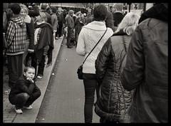 New Years Day Parade (davemason) Tags: street boy london mono strangers newyearsdayparade