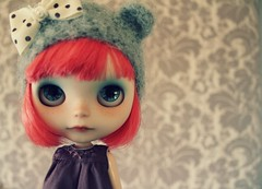 you sweet thing (camillaeatfiftyeggs) Tags: blythe custom leeloo holagominola