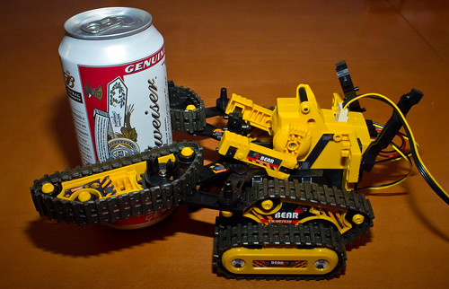 Beer Stealing Robot