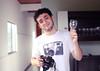 happy photographer day ♥ (Natália Viana) Tags: love canon photographer tshirt fotógrafo câmera natáliaviana happyphotographerday