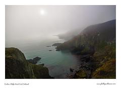 Coolim Cliffs (phillipcullinane) Tags: sea water cliffs coolim seascpae gettyimagesirelandq12012
